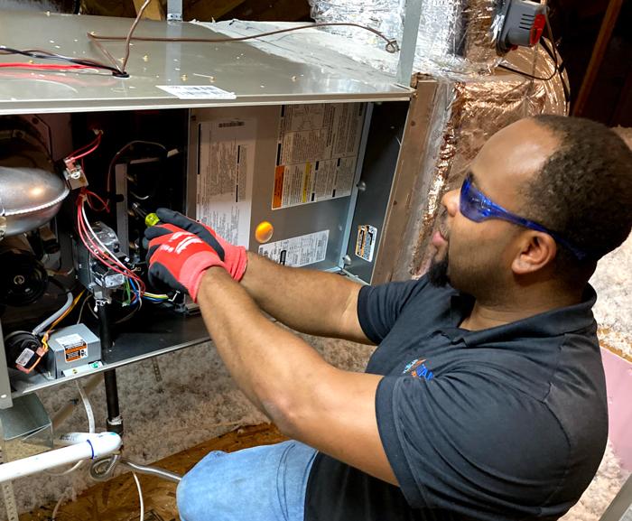 Titan Air Solutions Heating Services