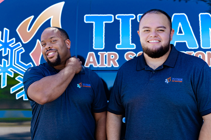 Titan Air Solutions Team