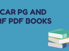 ICAR PG and JRF PDF BOOKS