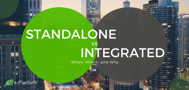 Electronic Plan Review: Standalone vs. Integrated – When, Which, and Why