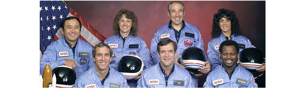 Picture of Challenger 51-L Crew