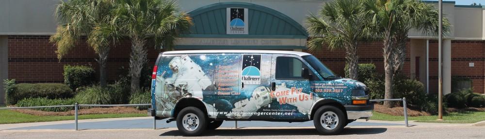 picture of Challenger van