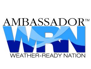 WRN Ambassador logo