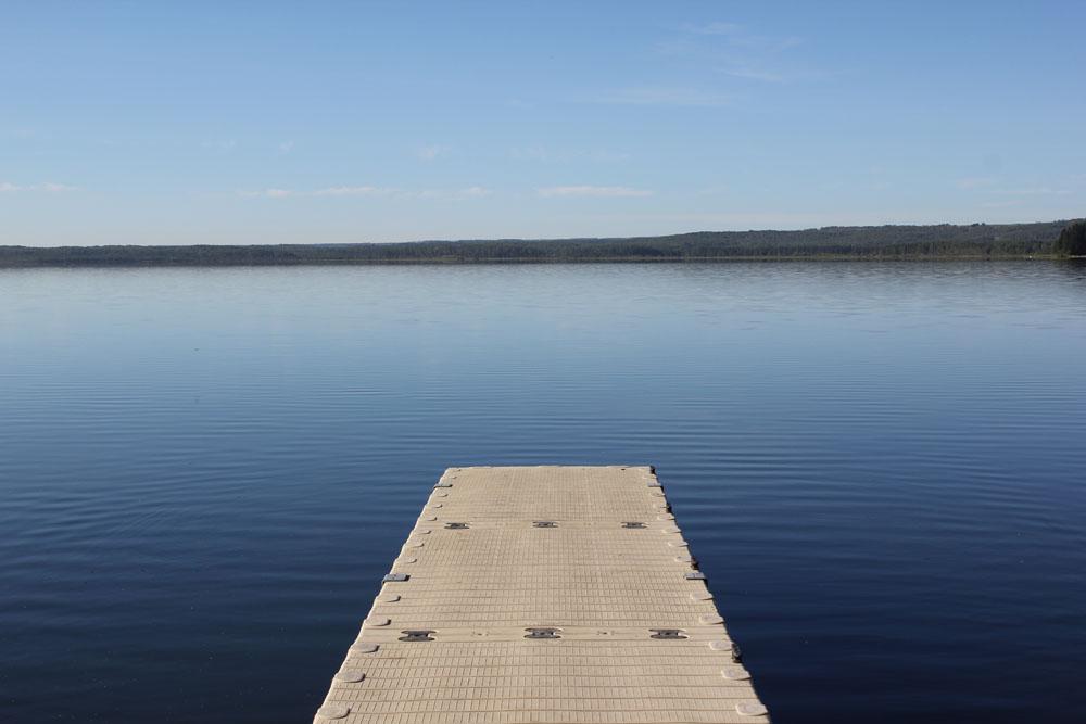 Cow Lake, Alberta