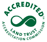 Accreditation Commission accredited land trust seal