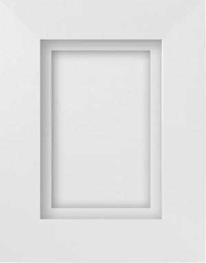 Transitional White Linen