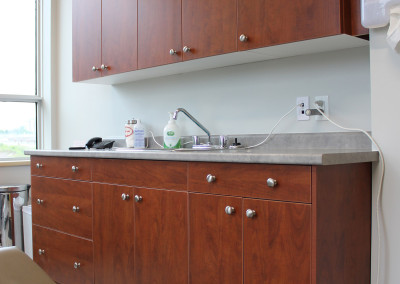 Dajica Cabinetry at Little Lake Health Centre