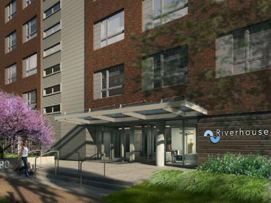 Riverhouse Apartment Project