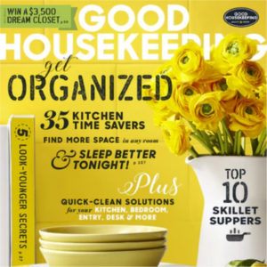 Good Housekeeping - March 2017 Thumbnail