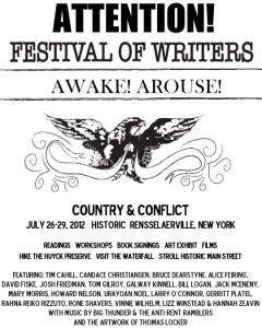 Festival of Writers