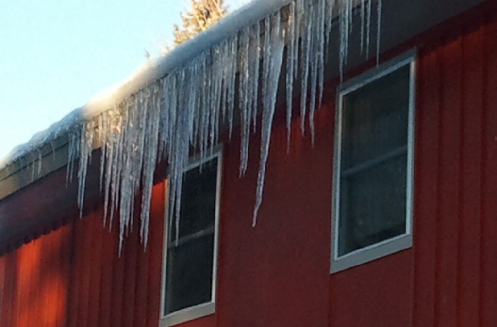 The daily icicle