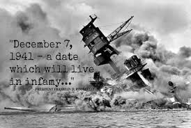 This Day, in Infamy and History