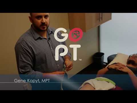 GO PT: Swelling Reduction K Taping