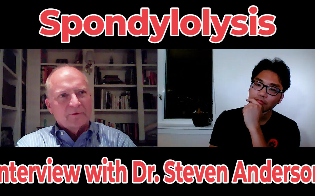 What to expect with Spondylolysis