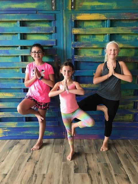 Studio Yoga for Kids