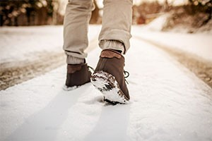 walkingonsnow