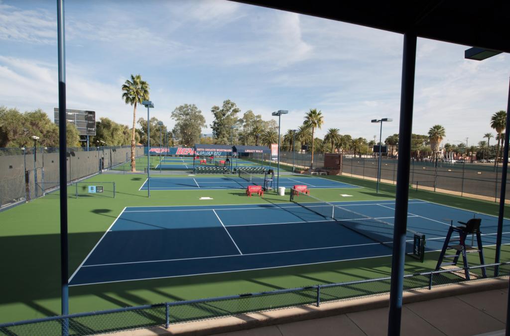 wildcat tennis summer camps