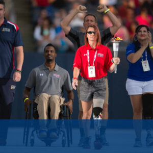 At a Glance Schedule - 2020 Warrior Games Family Program with Fisher House Foundation