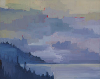 South Coast View, Dawn by Erin Lee Gafill