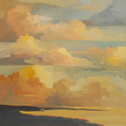 Cloudscape I by Erin Lee Gafill