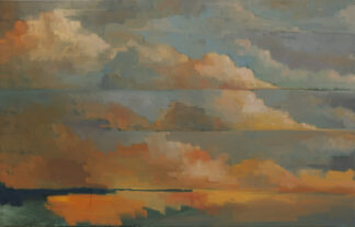 Cloudscape II by Erin Lee Gafill