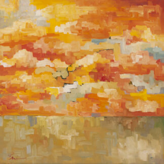 Patchwork Sky by Erin Lee Gafill