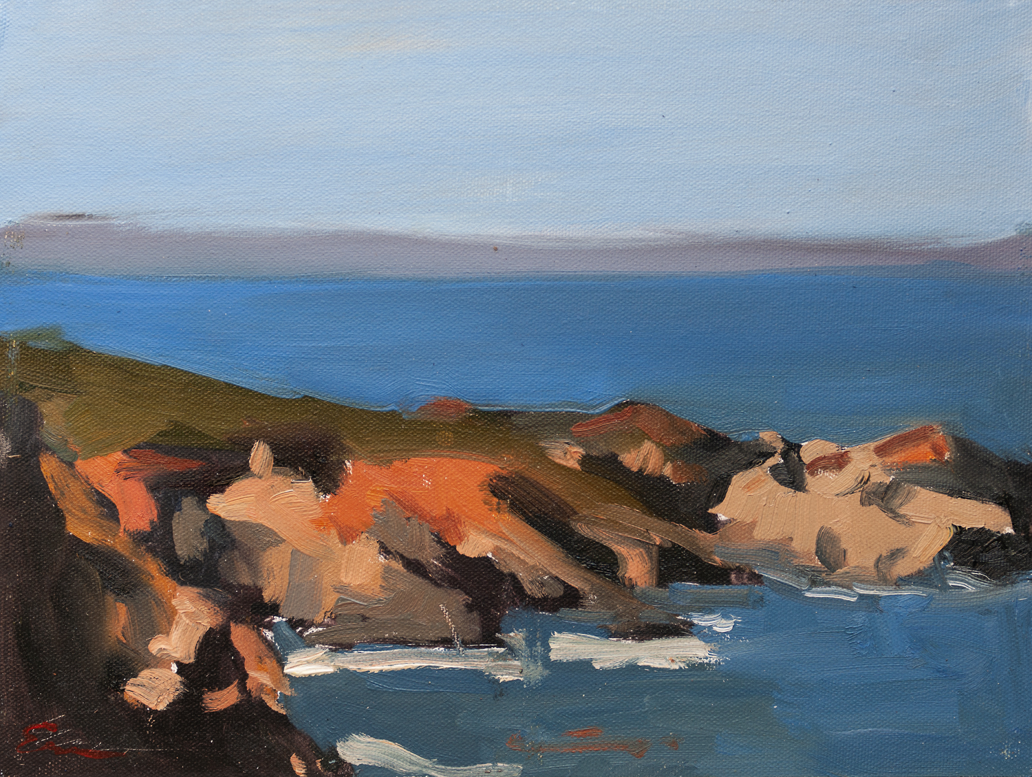 Cliffs at Soberanes Point