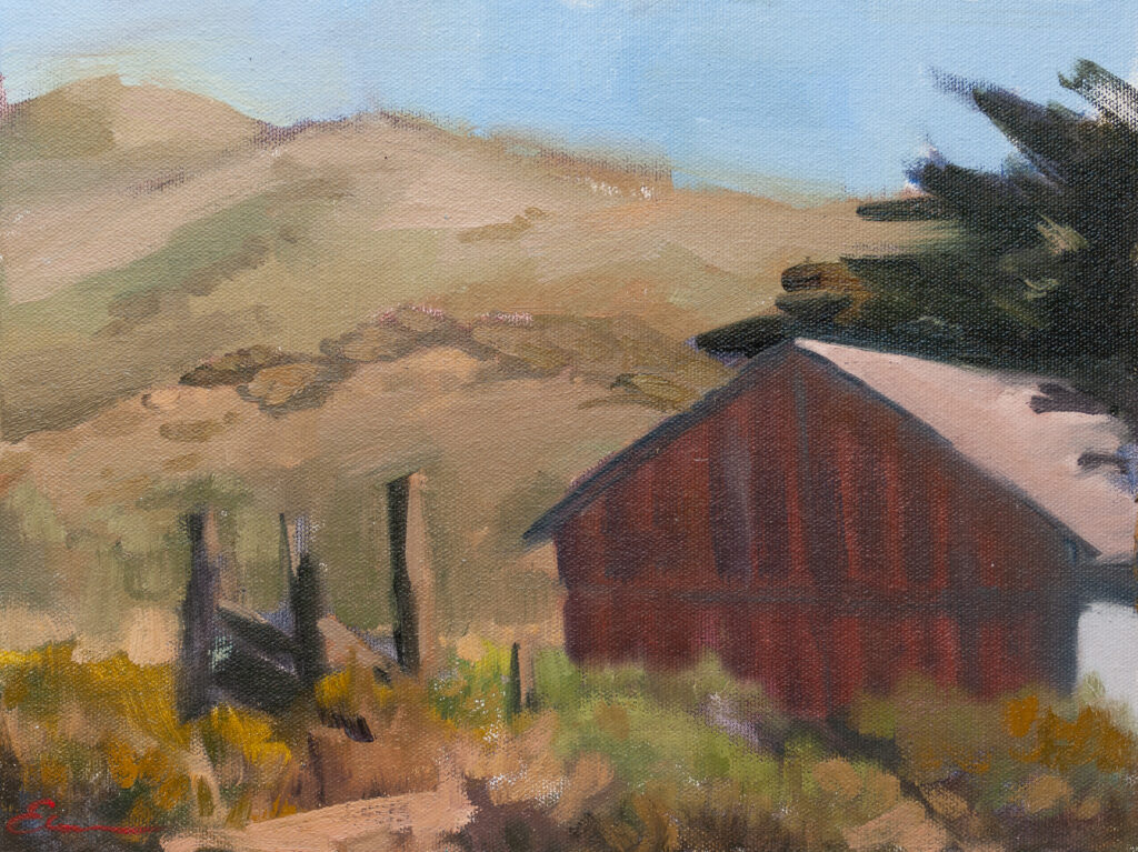 Barn at Soberanes Point