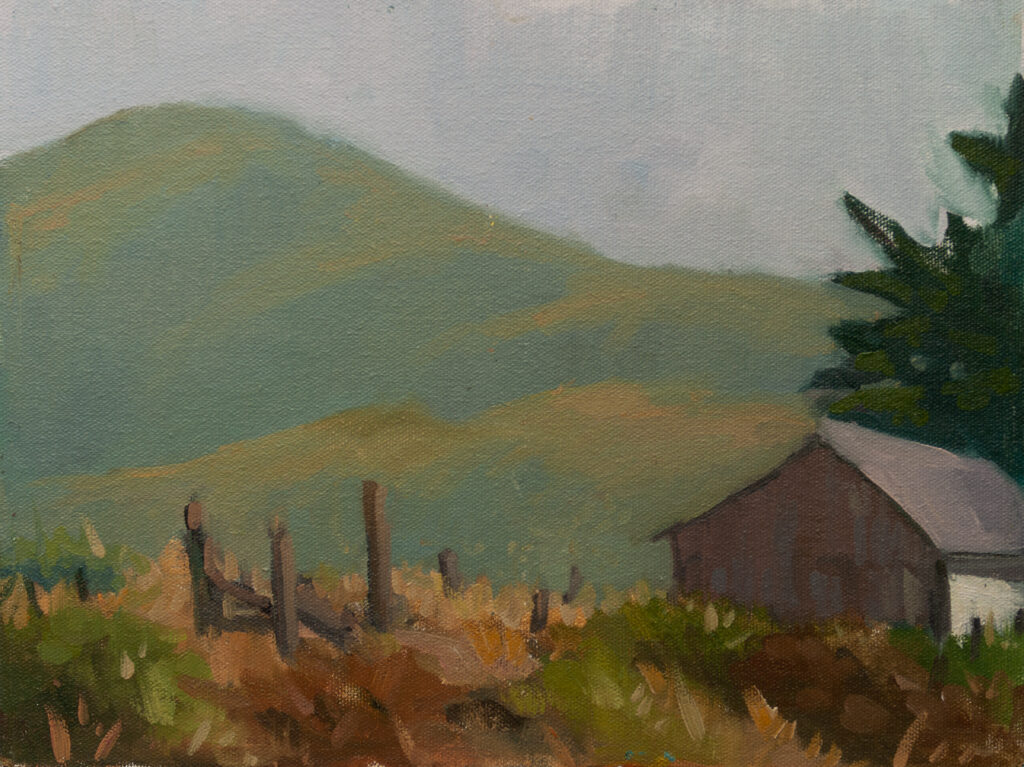 Barn at Soberanes Point II