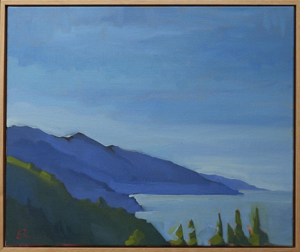 Big Sur Dawn by Erin Lee Gafill