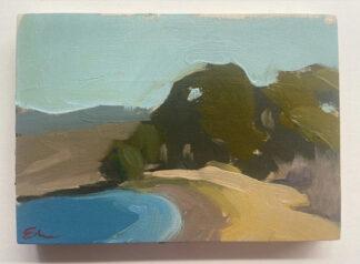 Trees, Monastery Beach, Carmel