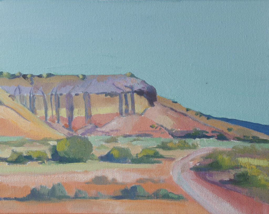Abiquiu, New Mexico by Erin Lee Gafill