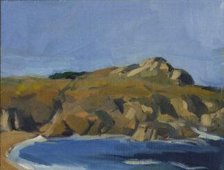 Rocks and Water, Monastery Beach, Carmel