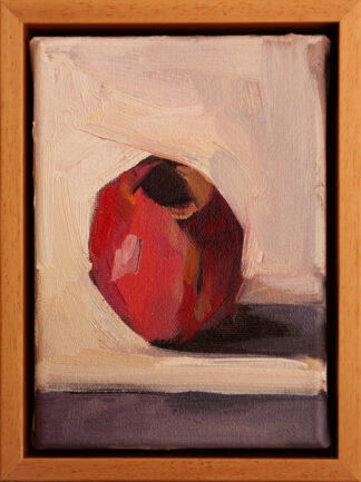 Apple, Shadow II by Erin Lee Gafill