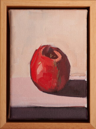 Apple, Shadow III by Erin Lee Gafill