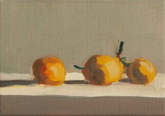 Three Lemons by Erin Lee Gafill