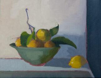 Rosalia's Lemons, One Fell Out by Erin Lee Gafill