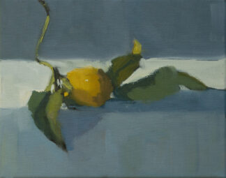 Lemon on the Ledge II by Erin Lee Gafill
