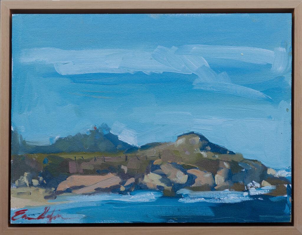 Point Lobos, Carmel by Erin Lee Gafill