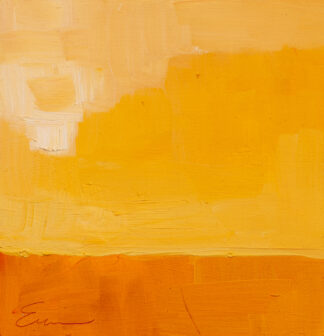 Horizon in Yellows by Erin Lee Gafill