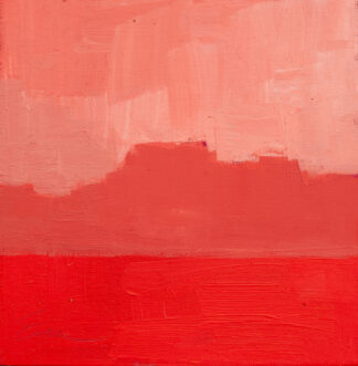 Horizon in Reds by Erin Lee Gafill