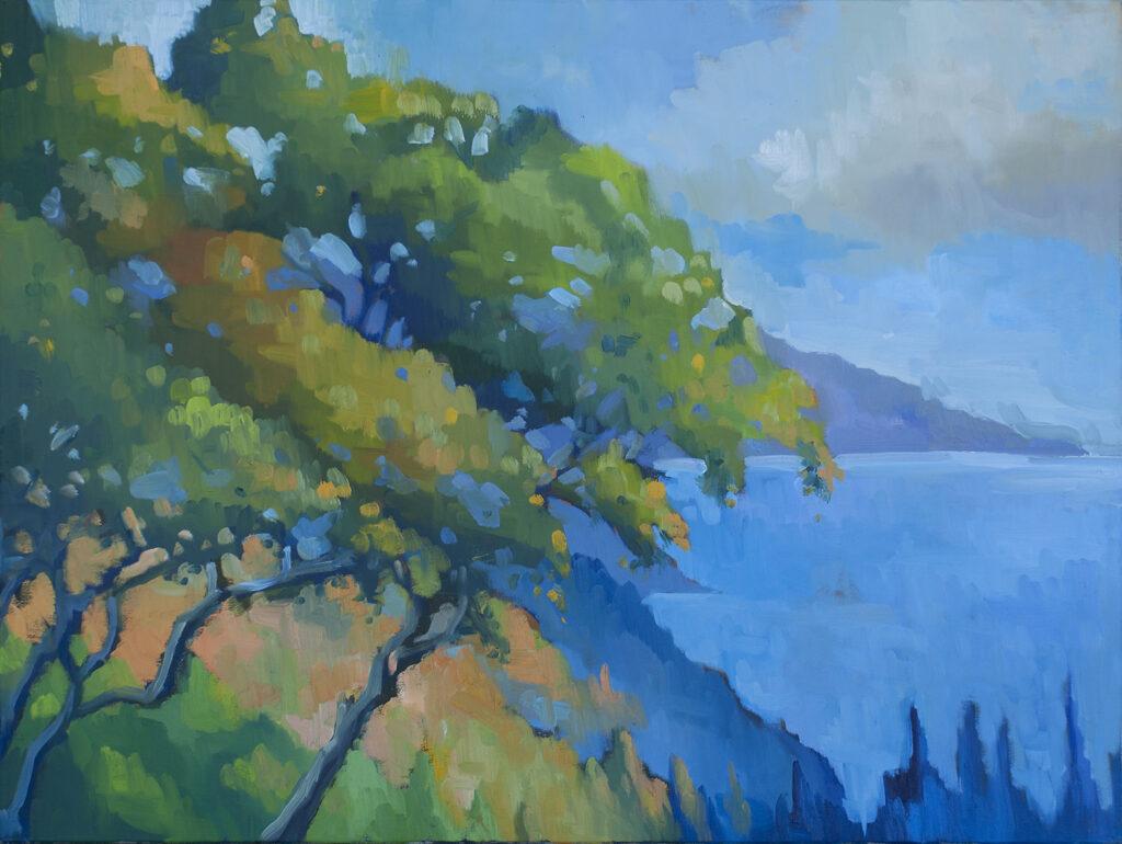 Big Sur Spring by Erin Lee Gafill