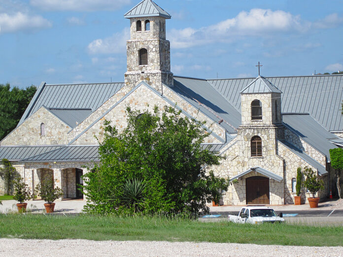 Our Lady of Guadalupe Helotes