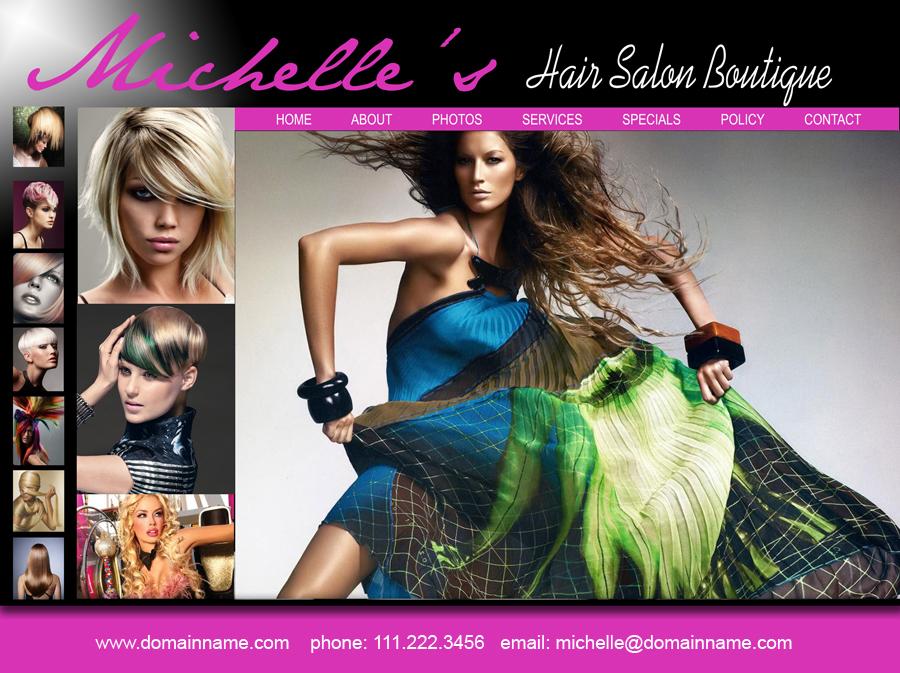 Michelle Website