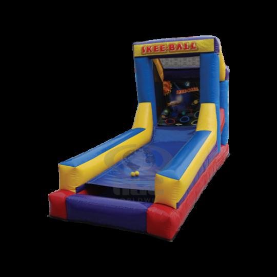 Skee Ball game