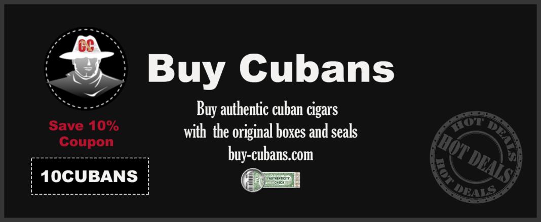 Authentic Cuban Cigars