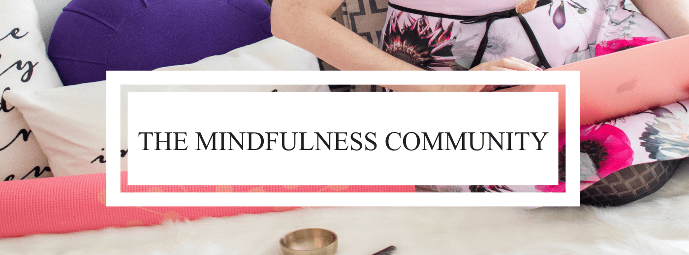 THE MINDFULNESS COMMUNITY-3