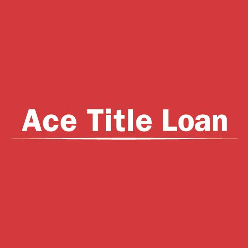 Ace Title Loan Logo