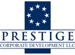 Prestige Corporate Development Logo