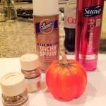 Tut Tuesday: Glamorous Glitter Pumpkins